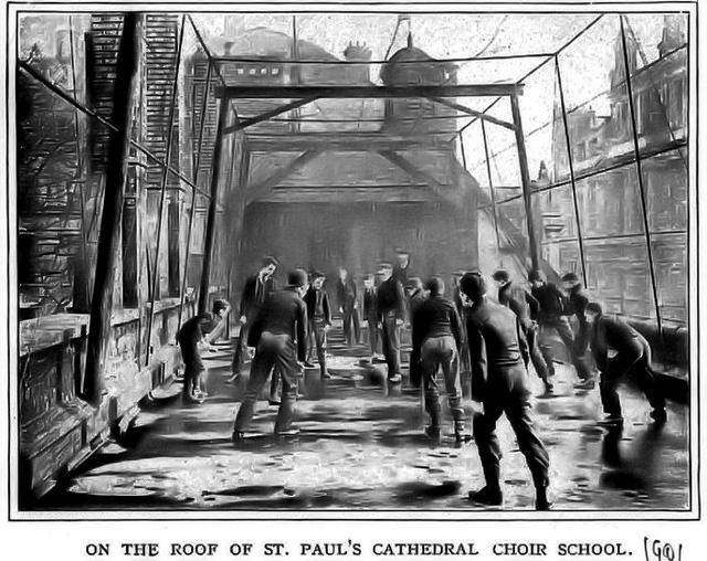 choirboys skool